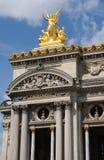 Palais Garnier, the Paris  Opera Royalty Free Stock Images
