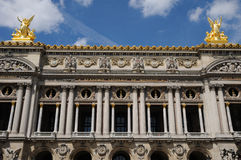 Palais Garnier, the Paris  Opera Royalty Free Stock Photo