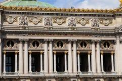 Palais Garnier, the Paris  Opera Stock Images