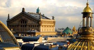 Palais Garnier Royalty Free Stock Image