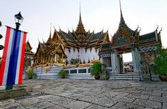 Palais grand à Bangkok images libres de droits