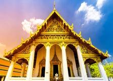 Palais grand à Bangkok, Thaïlande Photographie stock libre de droits