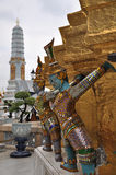 Palais grand Bangkok Image stock