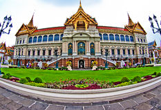 Palais grand, Bangkok Photographie stock