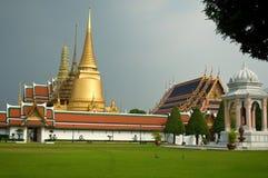 Palais grand Bangkok Image libre de droits