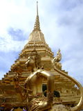 Palais grand, Bangkok, Thaïlande. Photographie stock