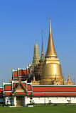 Palais grand, Bangkok, Thaïlande Photo stock