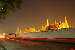 Palais grand Bangkok Thaïlande Images stock