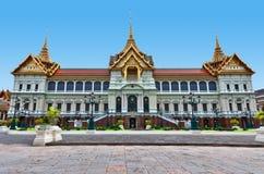 Palais grand Bangkok, THAILLAND Image libre de droits