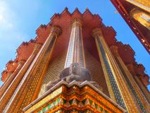 Palais grand Bouddha Photographie stock libre de droits