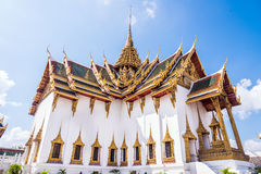 Palais grand de Bangkok Photo libre de droits