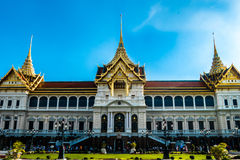 Palais grand de la Thaïlande Photo stock