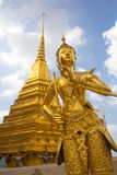 Palais grand de la Thaïlande, Bangkok Photographie stock libre de droits