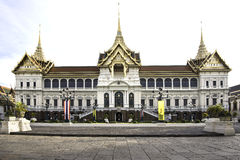 Palais grand de la Thaïlande Image libre de droits