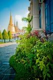 Palais grand de Tailand image stock