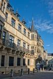 Palais grand-ducal Photos libres de droits