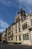 Palais Grand-Ducal. In the City of Luxembourg Royalty Free Stock Image
