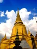 Palais grand fabuleux et Wat Phra Kaeo - Bangkok, Thaïlande 2 Photographie stock libre de droits