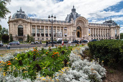 Palais grand Paris France Photographie stock libre de droits