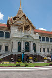 Palais grand royal à Bangkok Photo stock