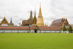 palais grand Thaïlande de Bangkok Photo stock