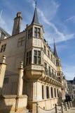 Palais granducal Imagen de archivo libre de regalías