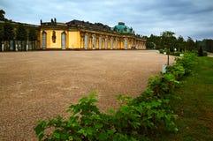 Palais historique en Allemagne Photos stock