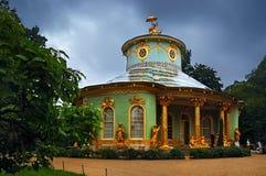 Palais historique en Allemagne Image stock
