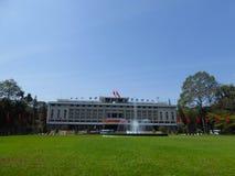 Palais Ho Chi Minh Ville Vietnam de l'indépendance Photo stock