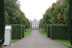 Palais Huis dix Bosch Images stock