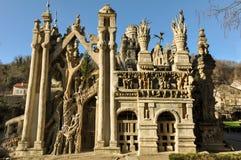 Palais Idéal du Facteur Cheval, France Stock Image