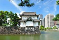 Palais impérial à Tokyo image stock