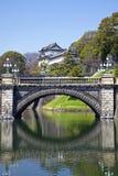 Palais impérial à Tokyo image libre de droits
