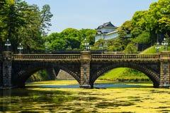 Palais impérial à Tokyo photographie stock