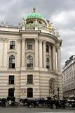 Palais impérial de Hofburg photo libre de droits
