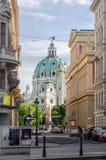 Palais impérial de Hofburg image libre de droits