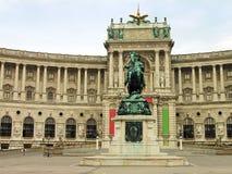 Palais impérial de Hofburg, Vienne images stock