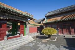 Palais impérial de Shenyang photo stock