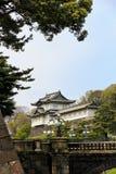Palais impérial de Tokyo image libre de droits