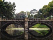 Palais impérial de Tokyo, Japon Photo stock