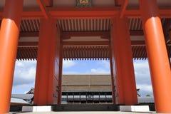 Palais impérial Kyoto images libres de droits