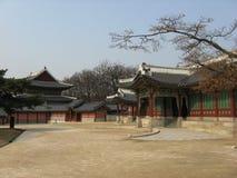 Palais impérial, Séoul, Corée photo libre de droits