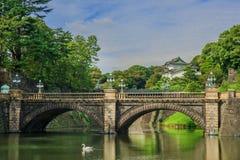 palais impérial Tokyo photo libre de droits