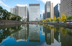 palais impérial Tokyo image stock
