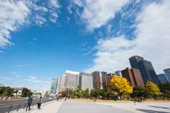 palais impérial Tokyo photos libres de droits