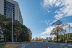 palais impérial Tokyo images libres de droits