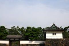 Palais impérial Tokyo. Photographie stock