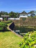 Palais impérial, Tokyo, Japon images stock