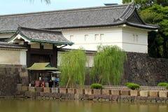 Palais impérial, Tokyo, Japon photo stock