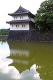 Palais impérial, Tokyo, Japon image libre de droits